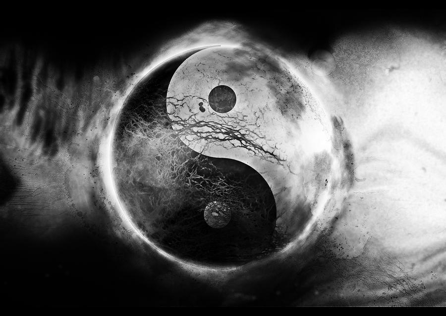 Ying Yang by Sundamental on DeviantArt