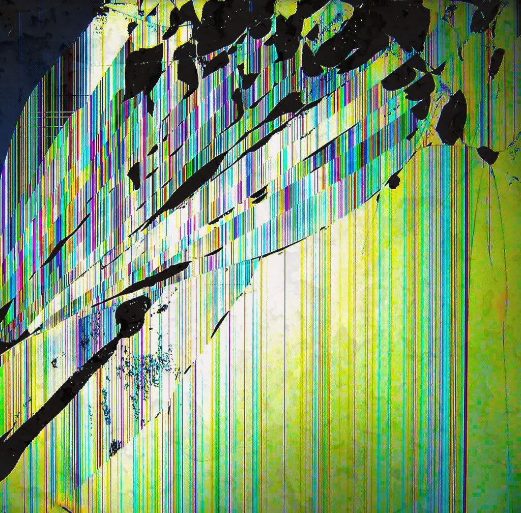 Broken Screen Wallpaper: Cracked TV Screen Prank Wallpaper