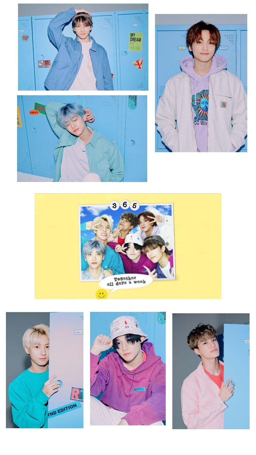 Nct dream reload ridin wallpaper di 2020 Wallpaper lucu Nct 1080x1920