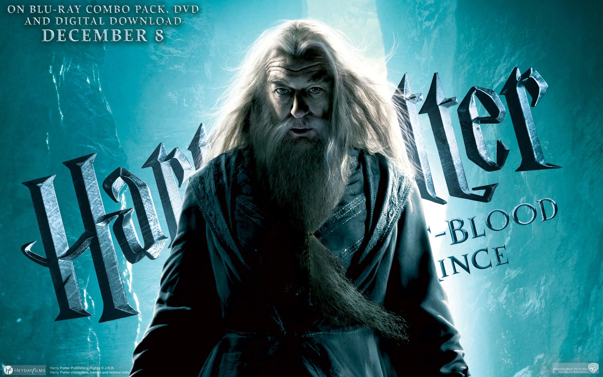 Dumbledore from Half Blood Prince Desktop Wallpaper 1920x1200