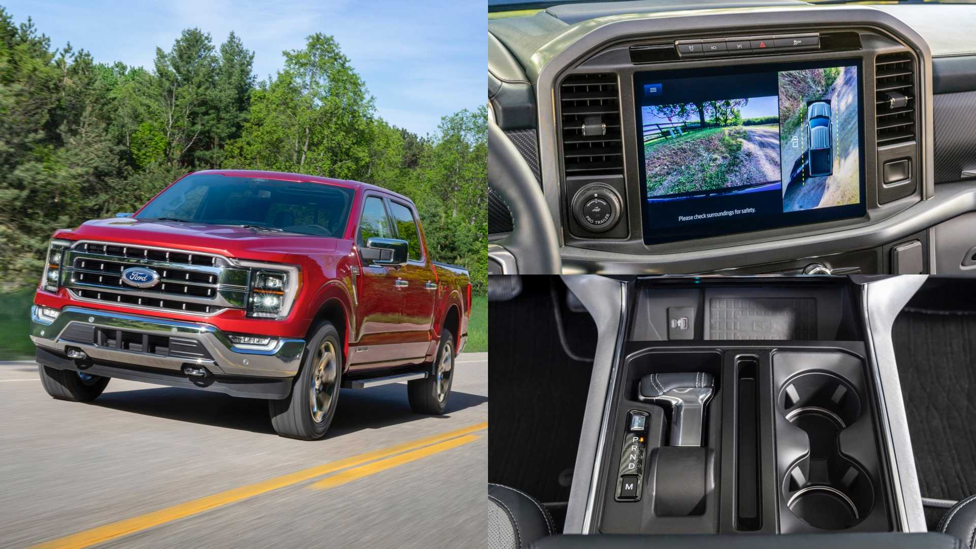2021 Ford F 150 Interior New Design Features And Tech 1920x1080