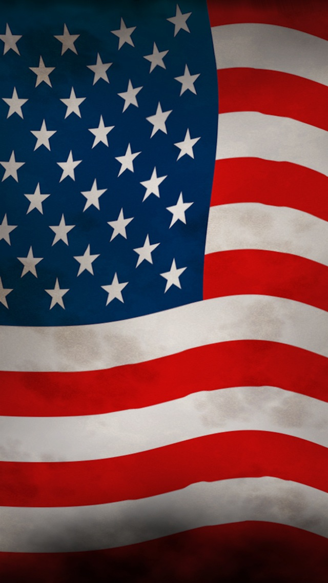 American Flag Wallpaper   iPhone Wallpapers 640x1136