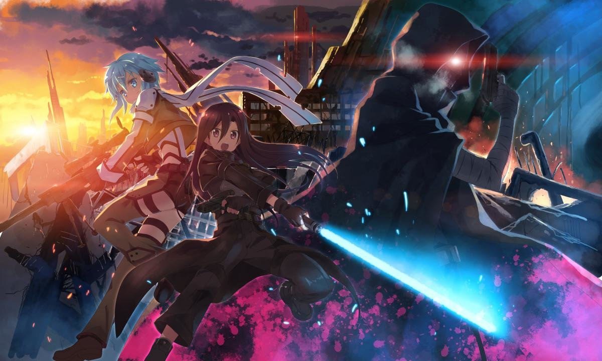 Sword Art Online 2 II high quality wallpaper ID112264 for 1200x720