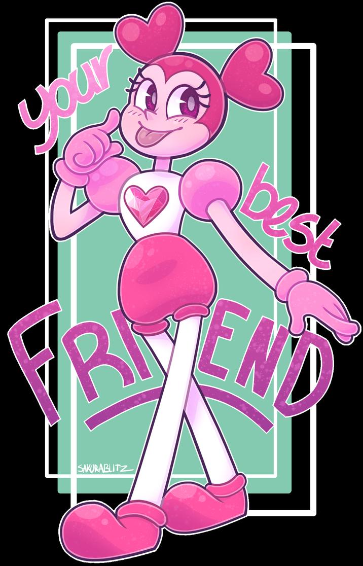 your new best friend SPINEL is here SPEEDPAINT by httpswww 716x1116