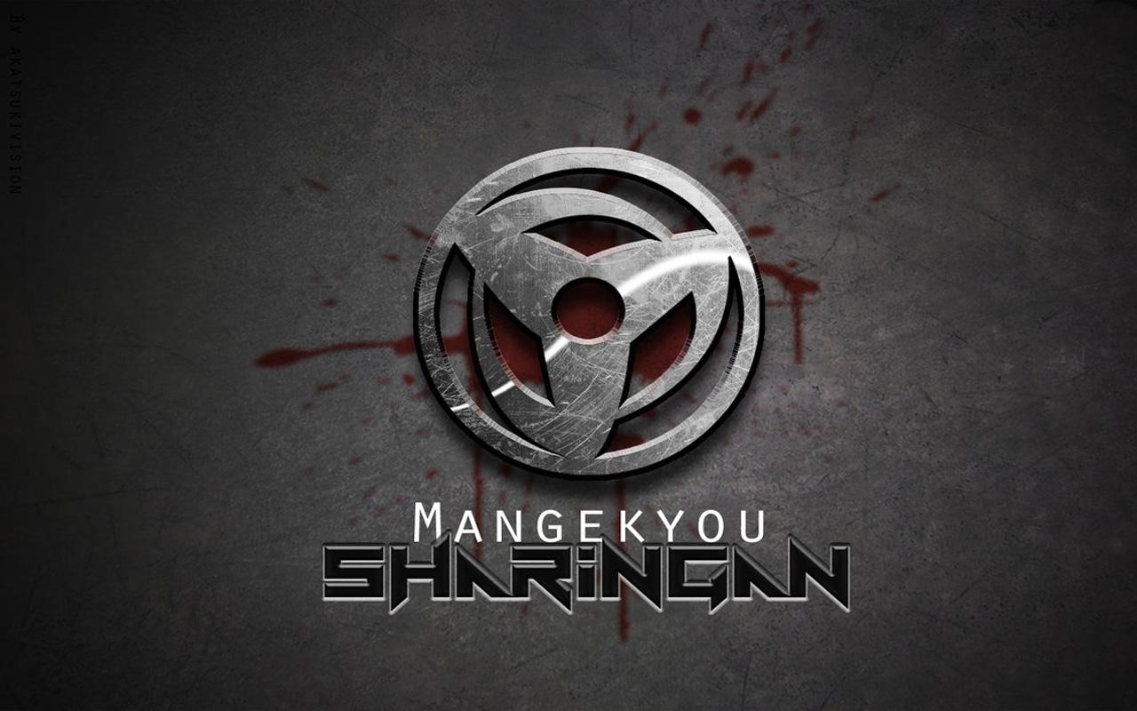 Mangekyou Sharingan 1280x800