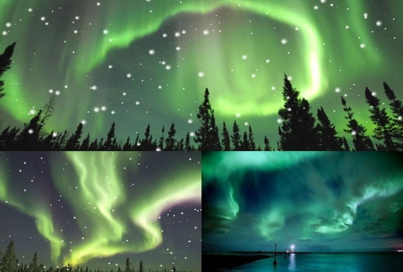 aurora borealis screensaver version 1 0 by screensavergift in desktop 800x540