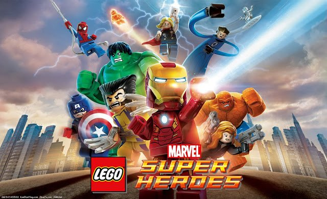 LEGO MARVEL Super Heroes Install Guide Games 640x390