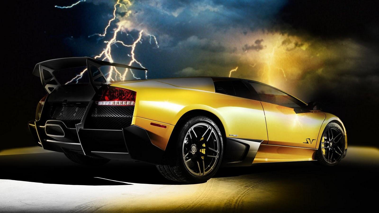 Free Download Gold And Black Lamborghini Wallpaper 1 Hd