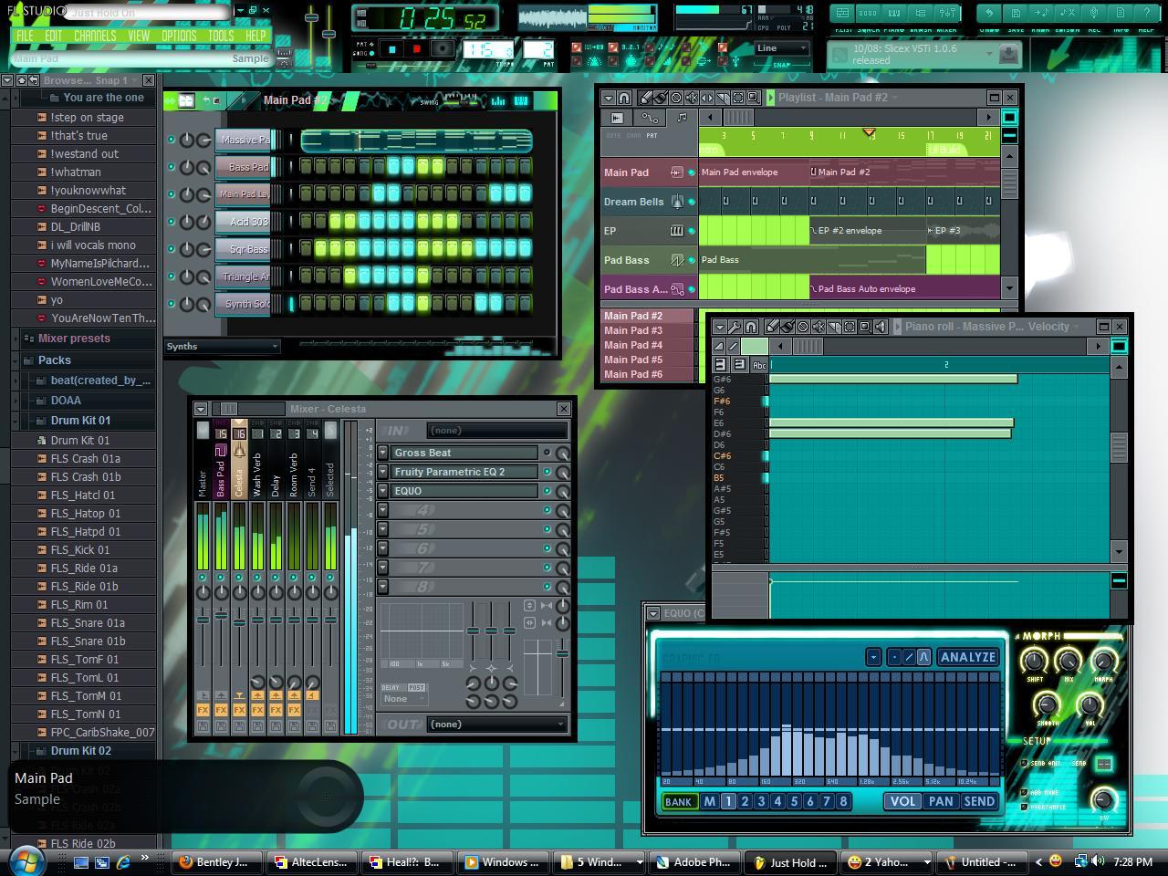 Fl studio 11 download windows 7   Fl Studio 11 Full Version Free