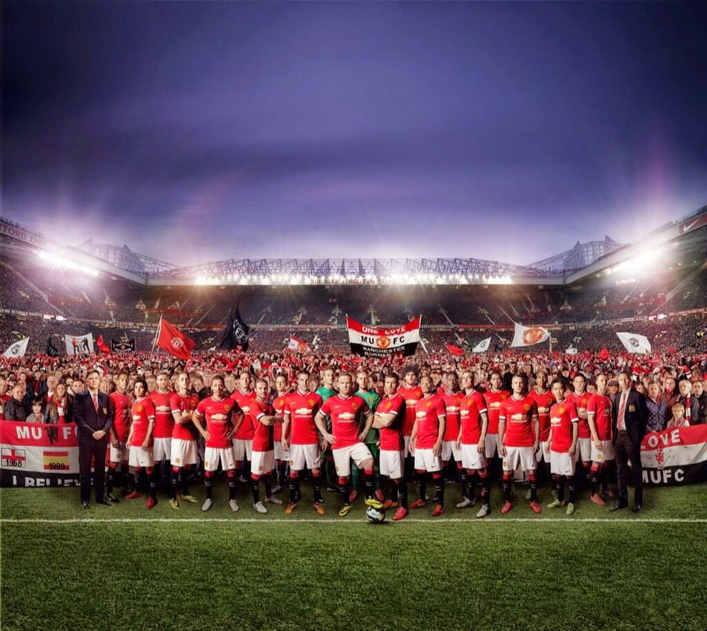 Manchester United Wallpapers 3D 2015 1024x914