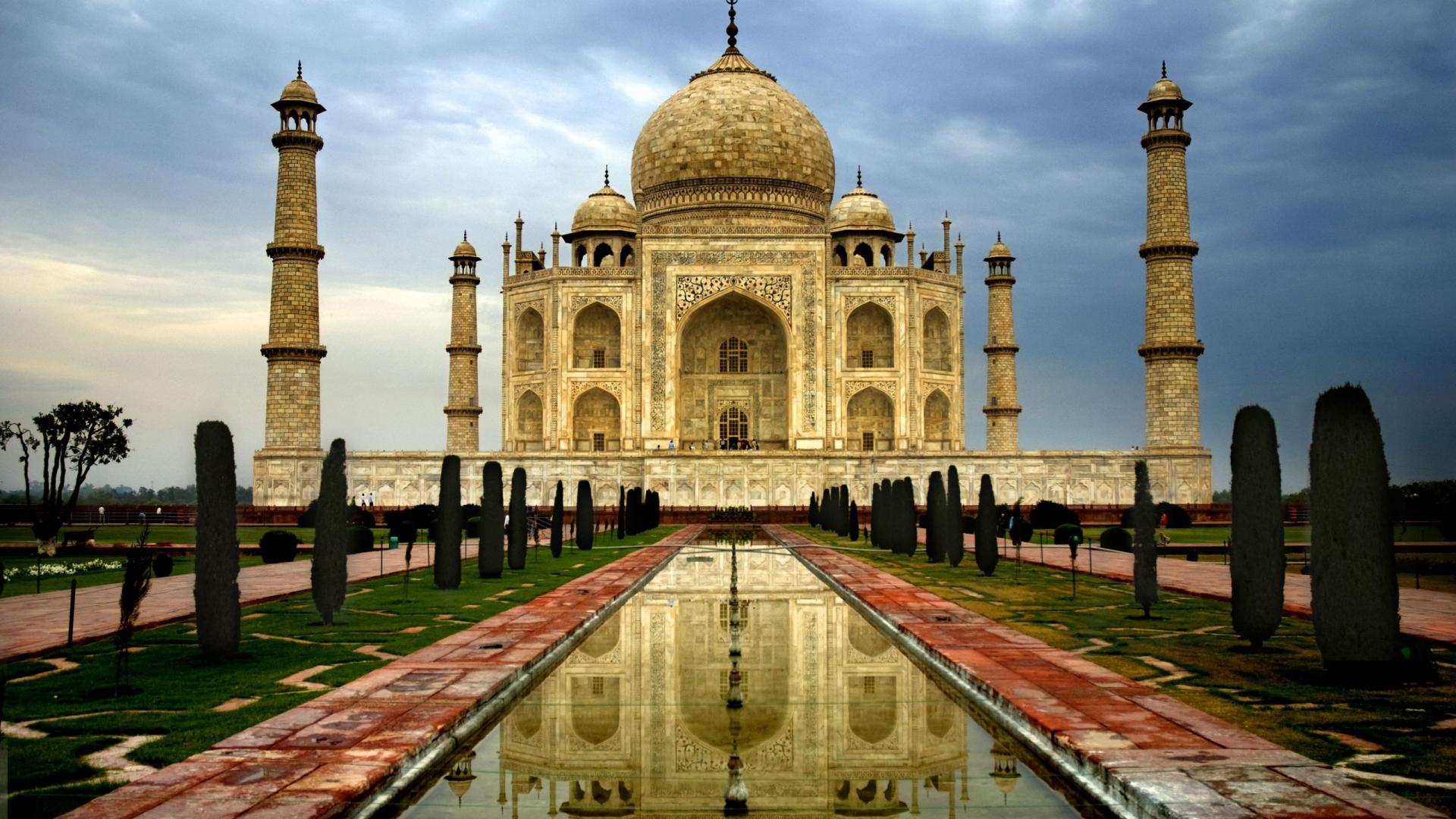 Taj Mahal India Wallpapers HD Wallpapers 1920x1080