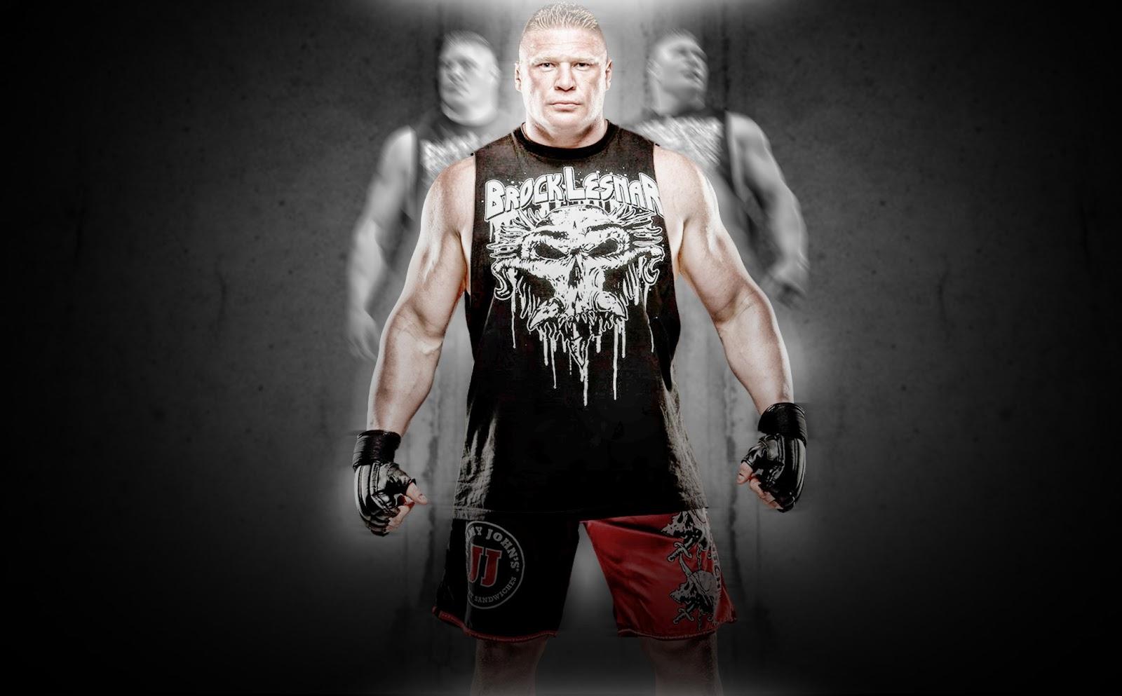 Brock Lesnar Wallpaper Full HD 1600x993