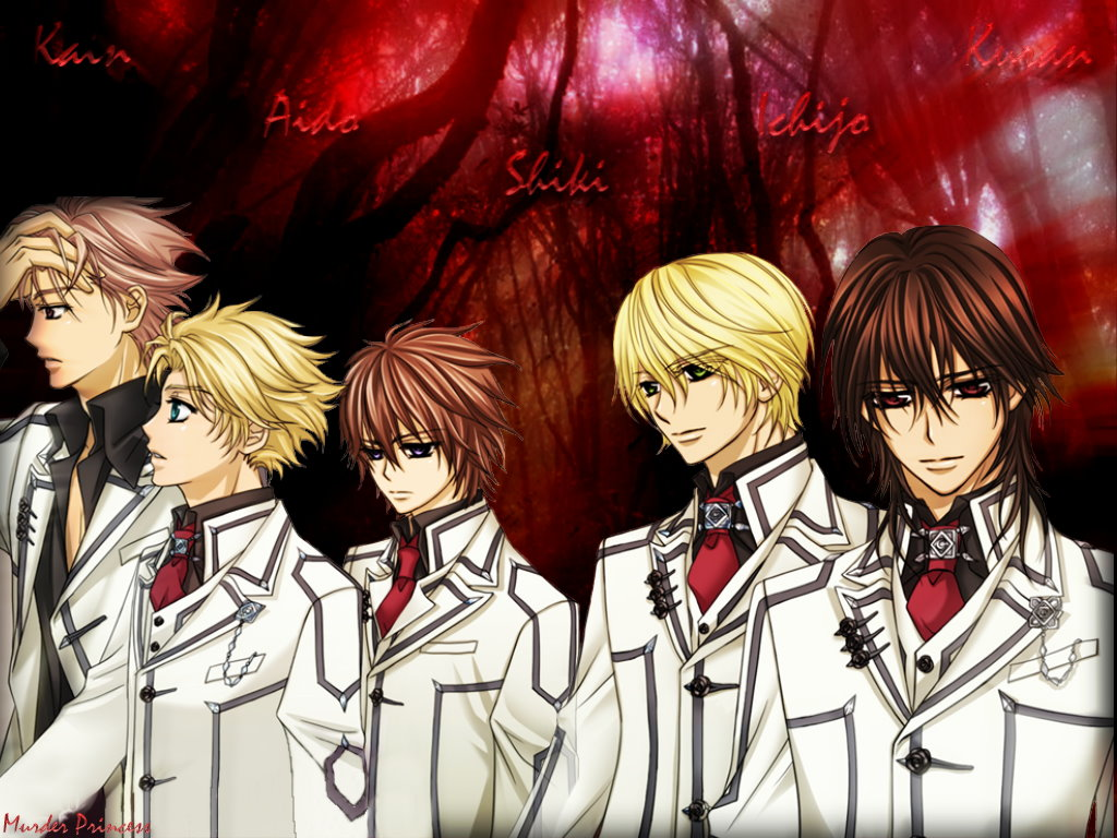 vampire knight wallpaper - photo #30
