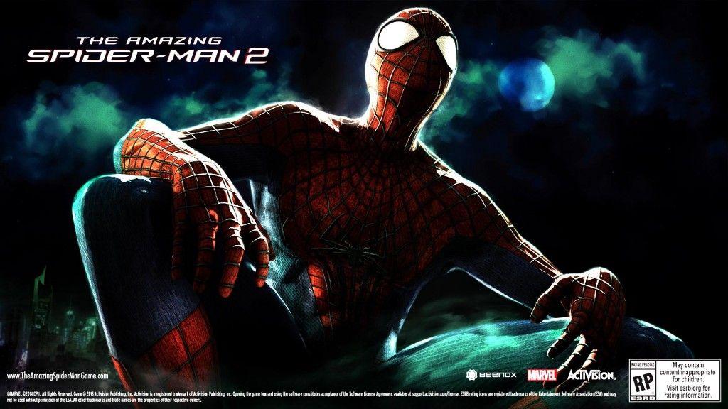 The Amazing Spider Man 2 Overlook Wallpaper SIZES 1920X1080 1024x576