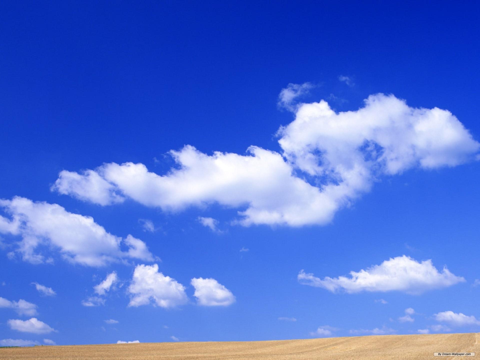 wallpaper   Blue Sky And White Cloud 2 wallpaper   1920x1440 wallpaper 1920x1440