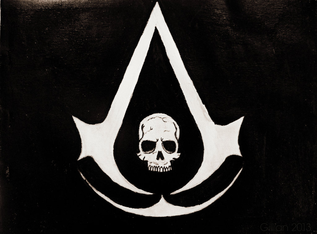 Assassins creed 4 logo by gilly15 1024x757