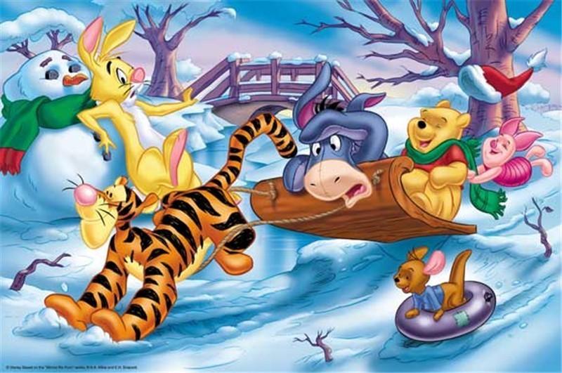 Winnie the Pooh Christmas - Christmas Photo (2735508) - Fanpop