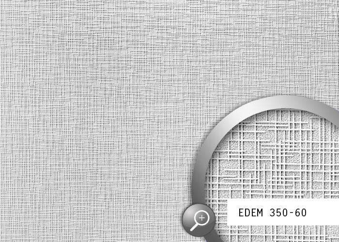 Wallpaper SAMPLE EDEM 350 series paintable textured non woven 700x500
