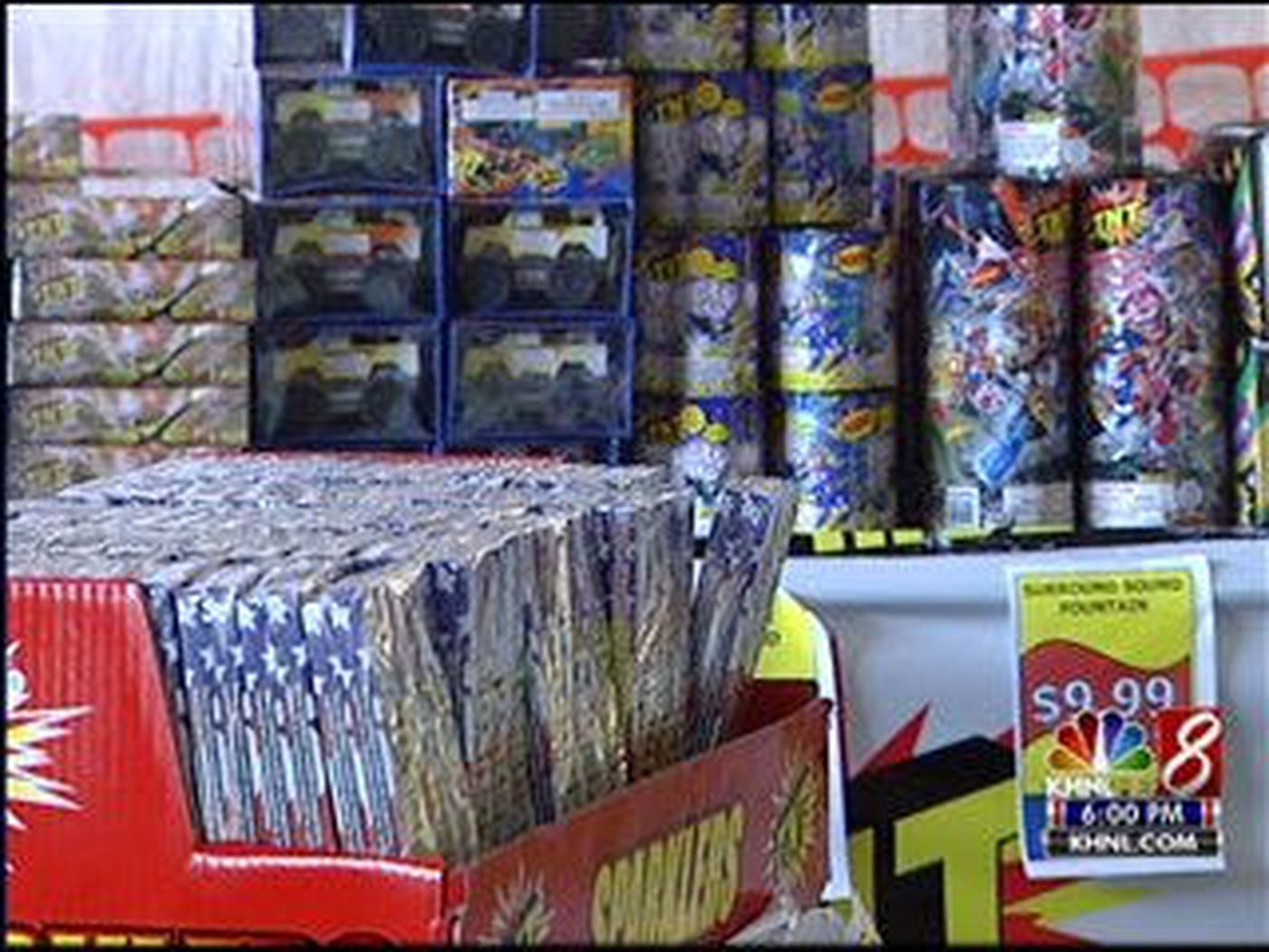 Kalihi police seize nearly 100 cases of aerial fireworks 1400x1050