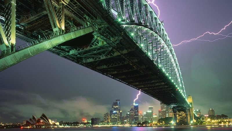 south wales sydney harbour bridge Architecture Bridges HD Wallpaper 800x450