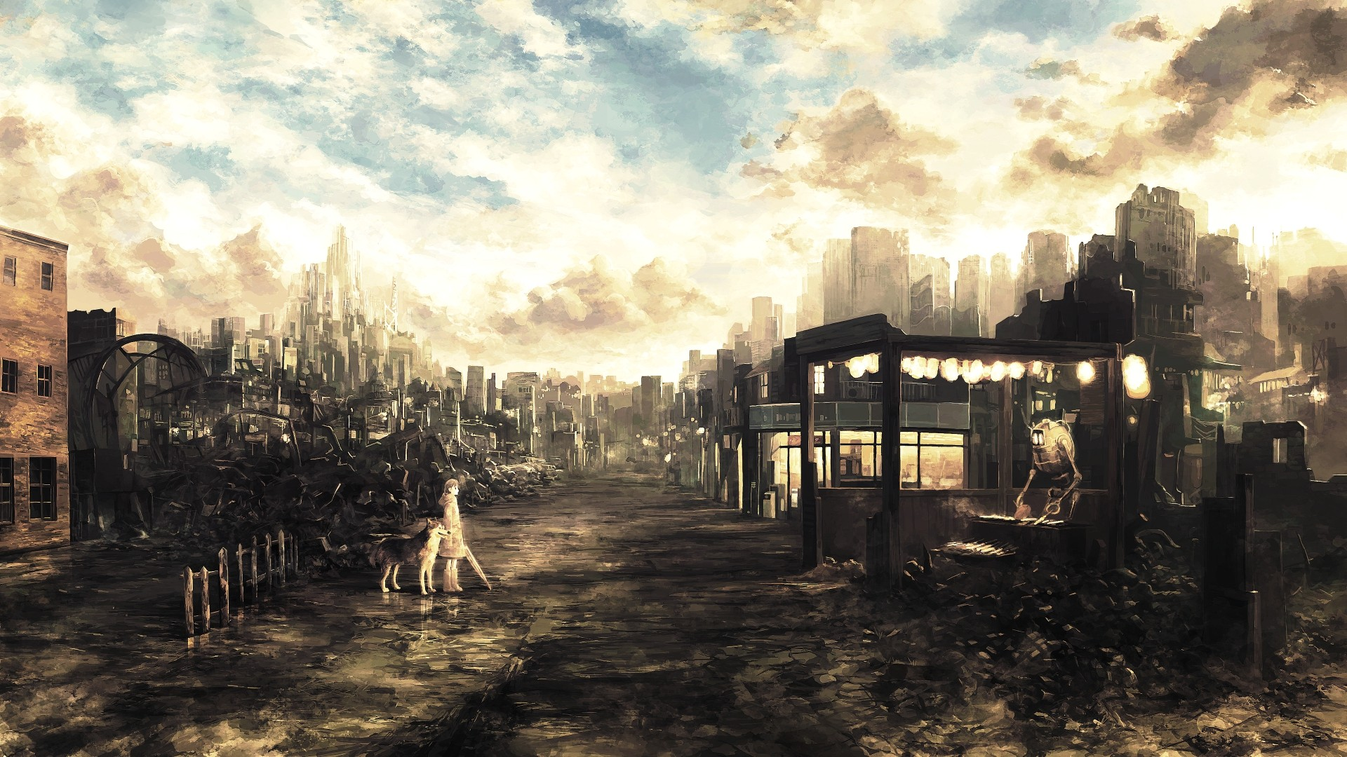 post apocalyptic wallpapers november 2013 1920x1080