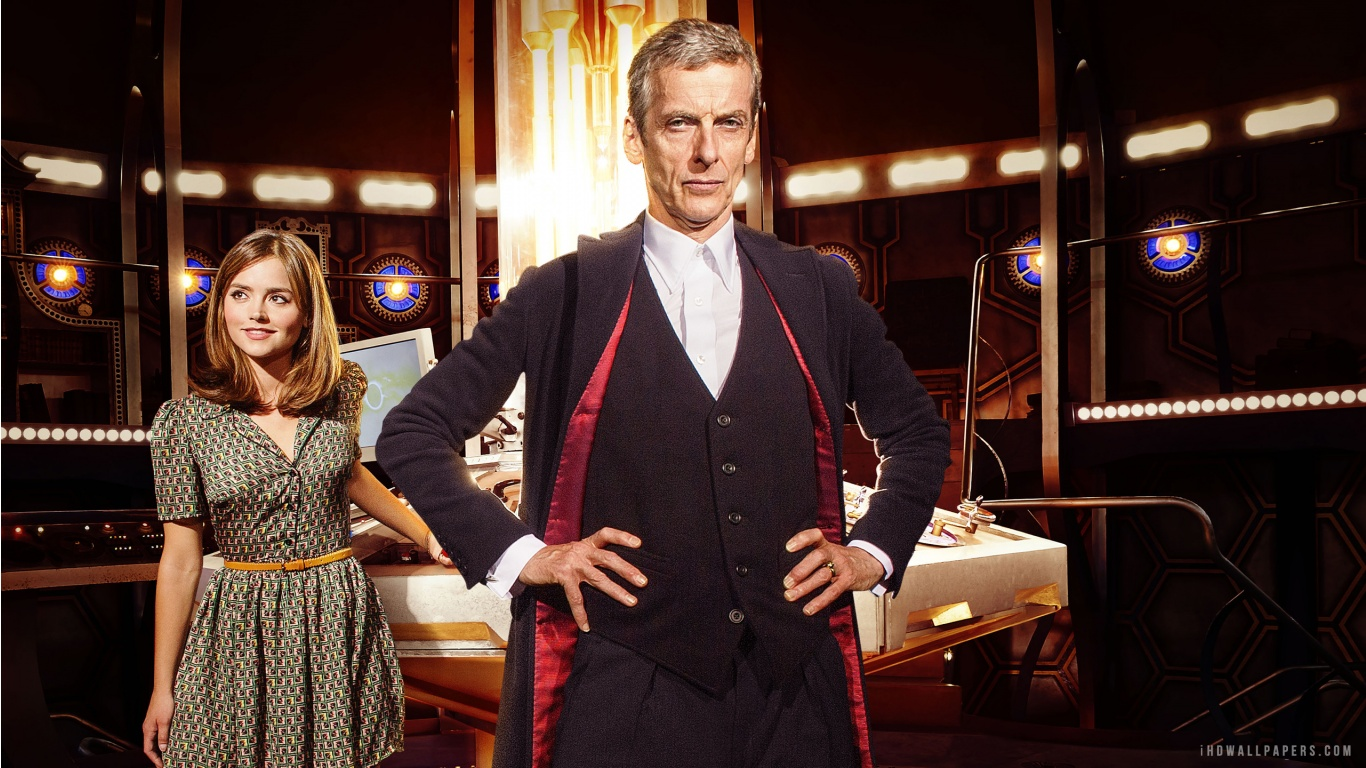 Doctor Who Series 8 2014 HD Wallpaper   iHD Wallpapers 1366x768