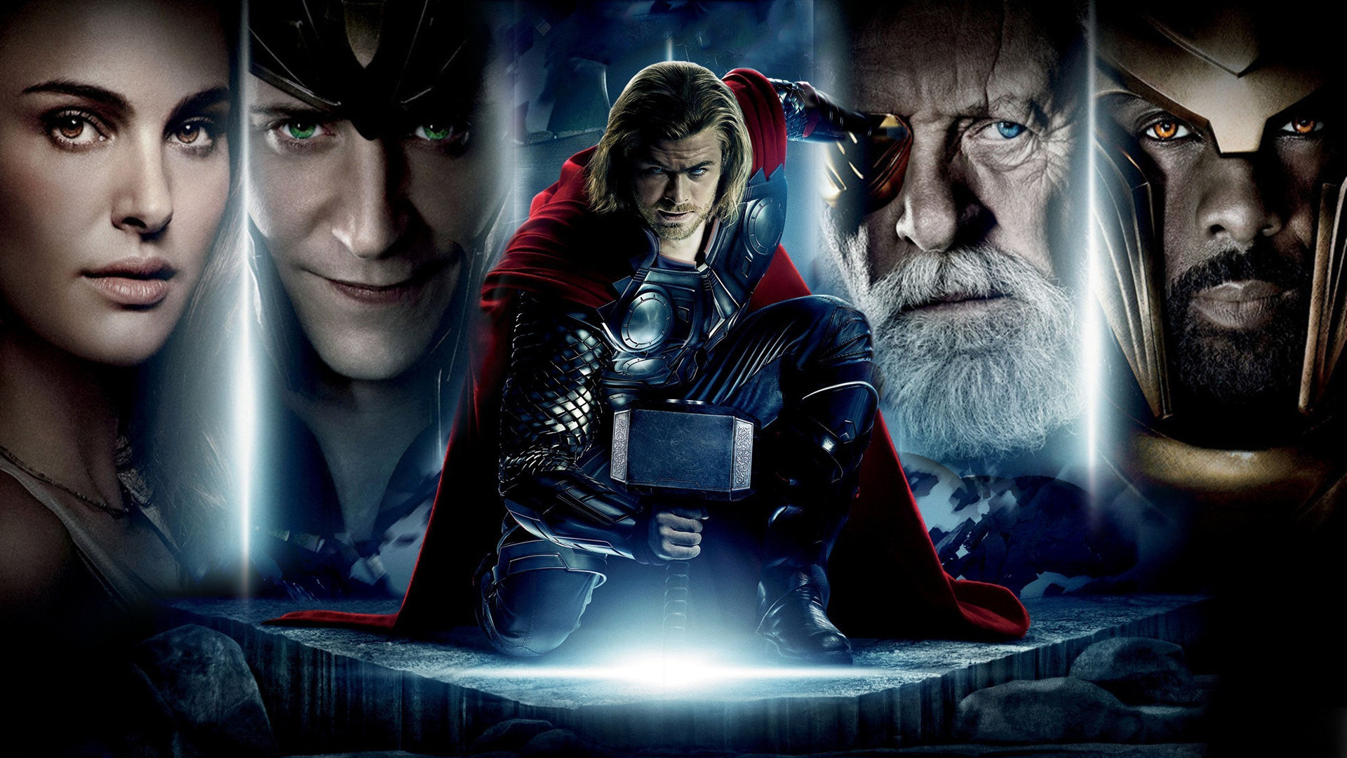 THOR Movie Multi Monitor Wallpapers HD Wallpapers 1920x1080
