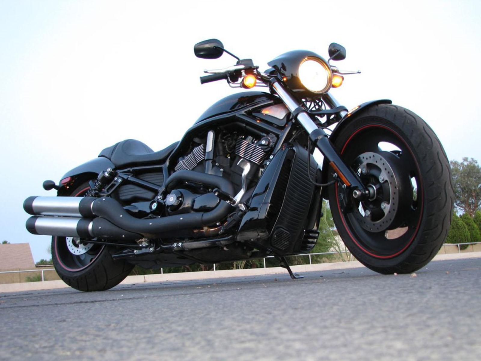 Harley Davidson Bikes Wallpapers Nitish Dangerous 1600x1200