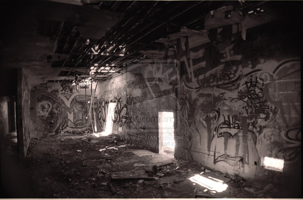 Insane Asylum 3 by blo0p on deviantART 1024x678