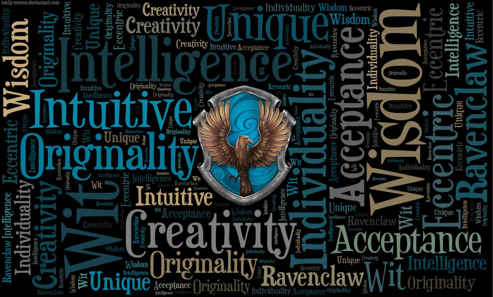 49 Ravenclaw Wallpaper Hd On Wallpapersafari