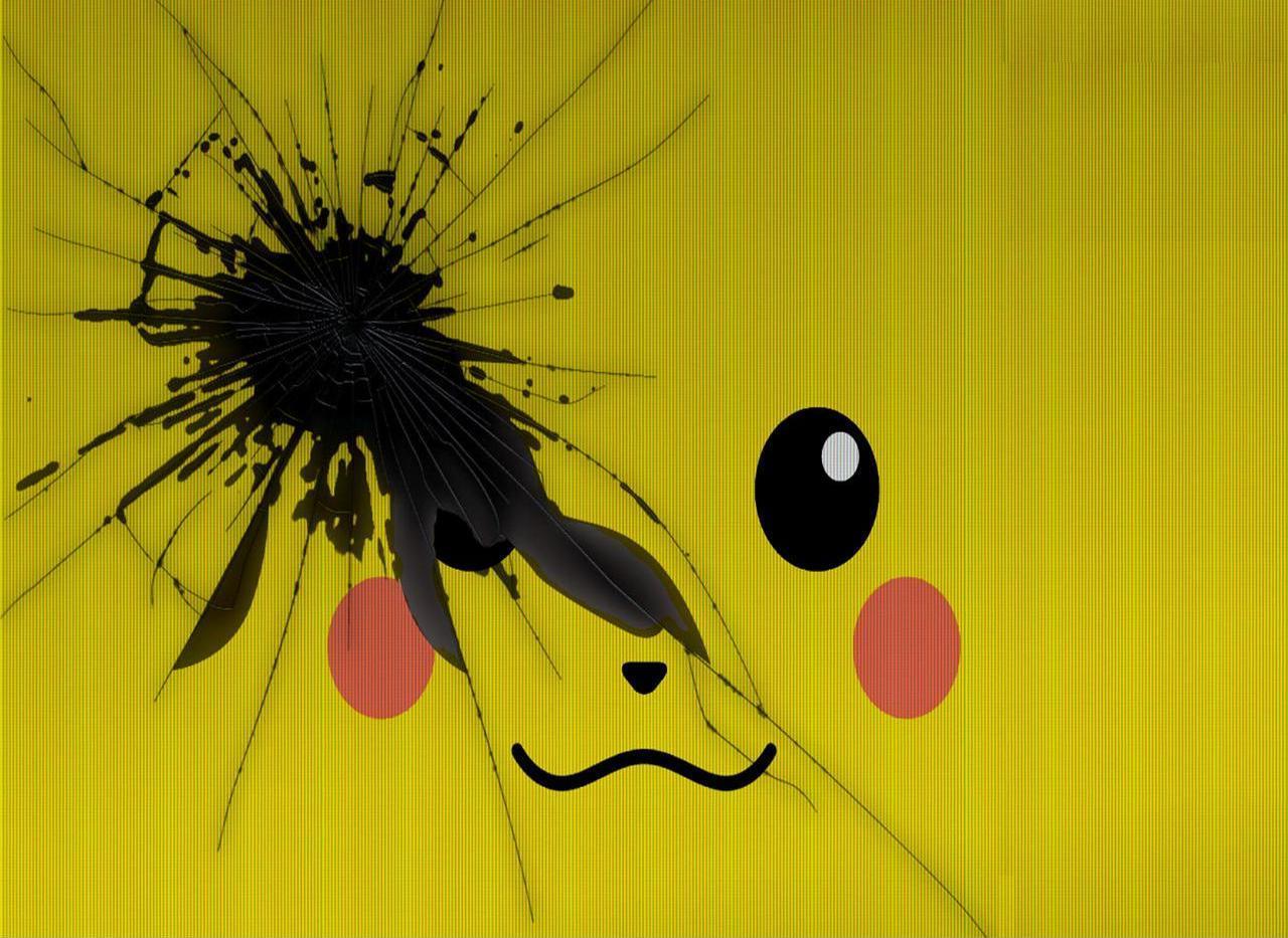 Pokemon Pikachu Wallpaper 1280x933 Pokemon Pikachu 1280x933