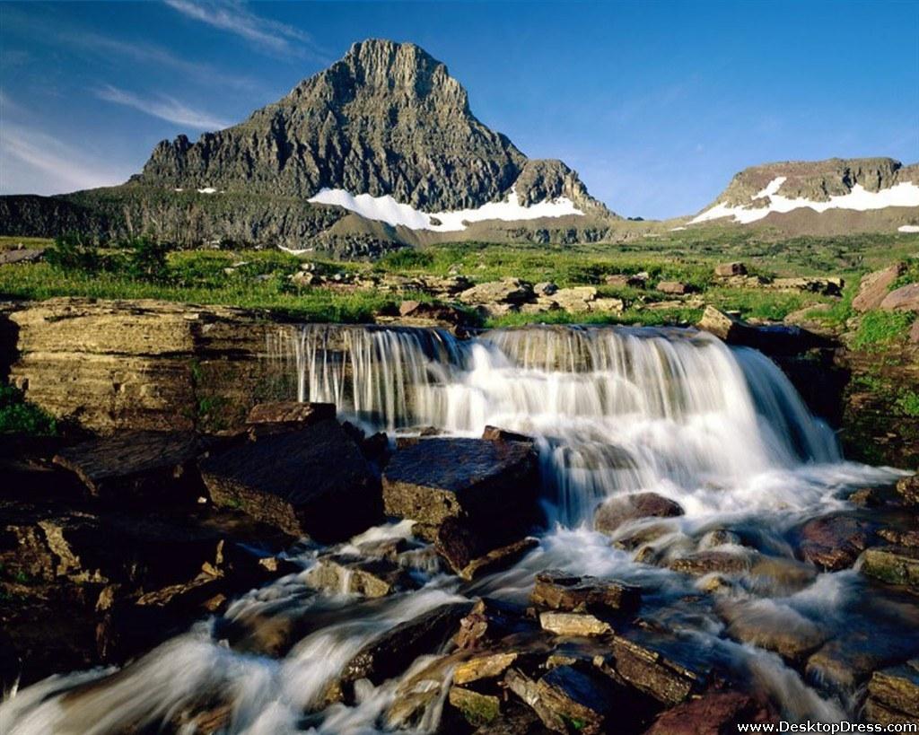 Desktop Wallpapers Natural Backgrounds Glacier National Park 1024x819
