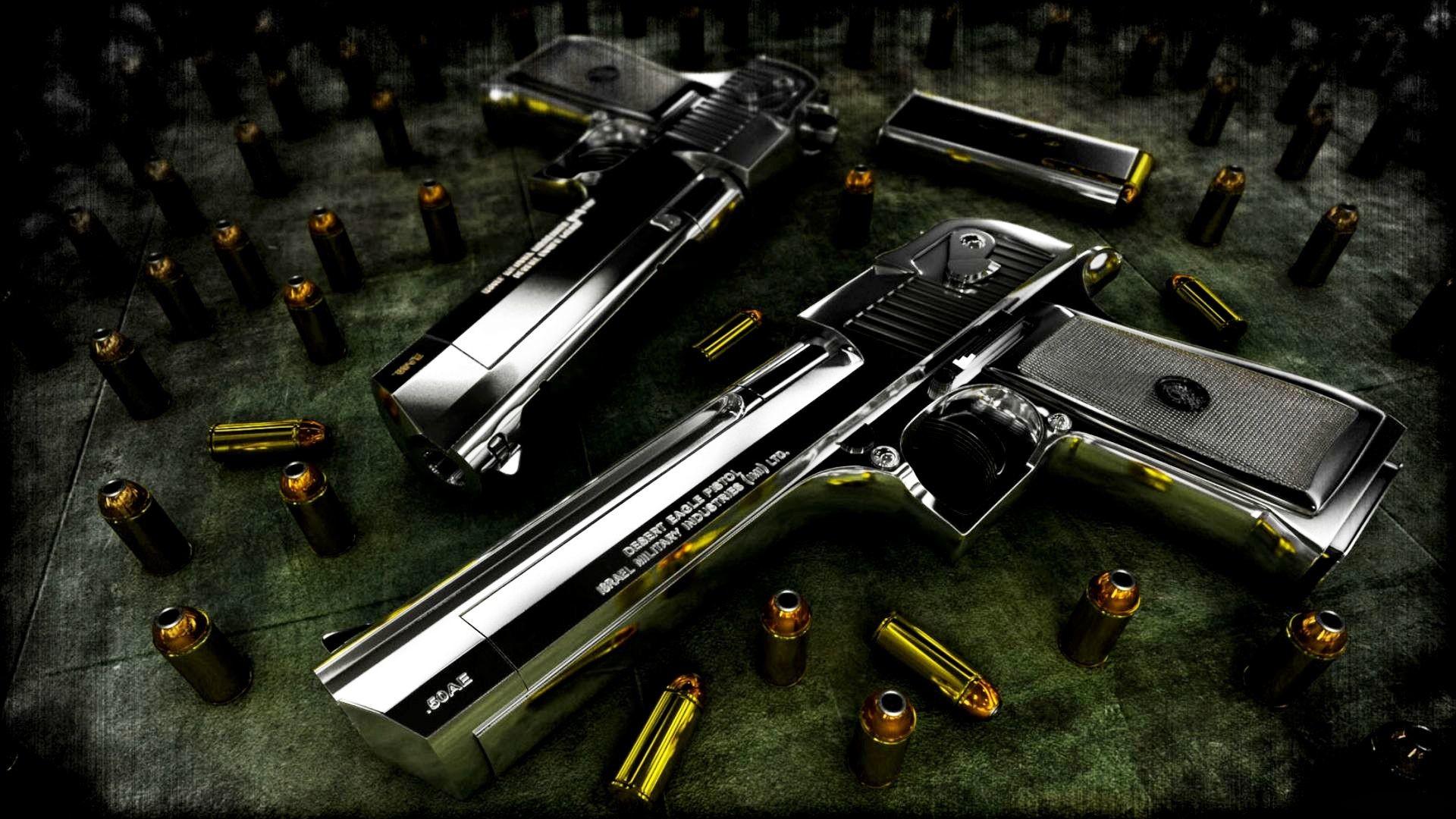 72 3D Guns Wallpapers on WallpaperPlay 1920x1080