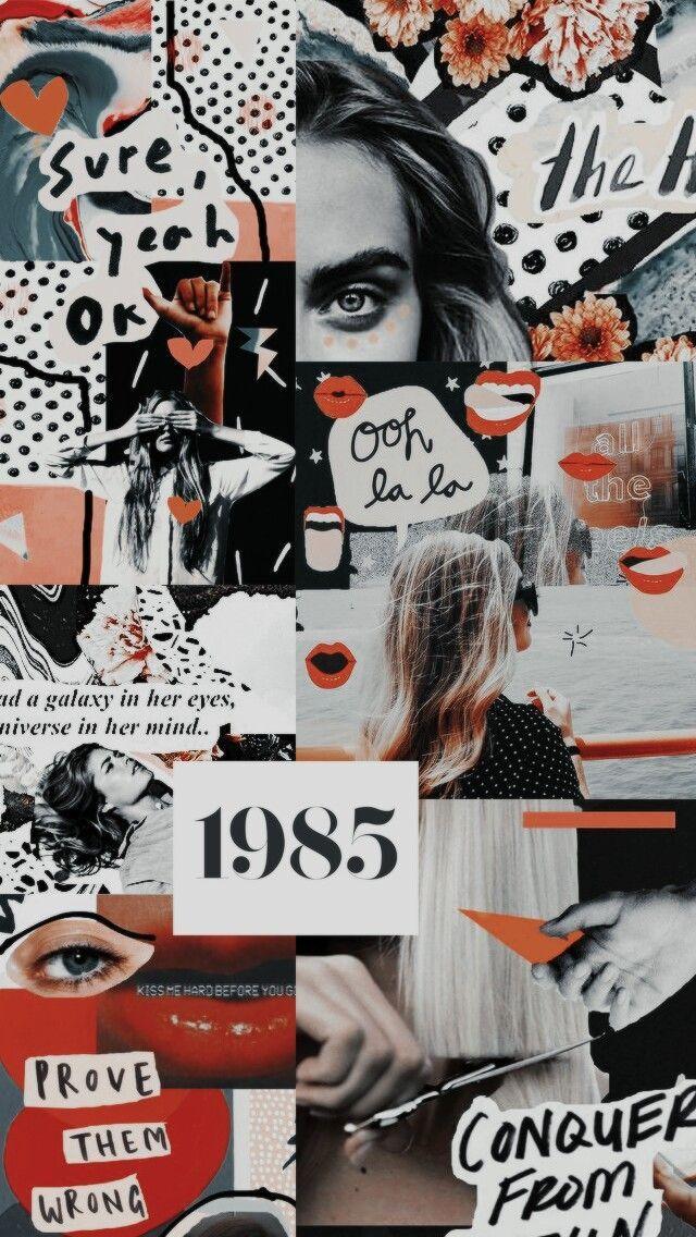 Feito por lockzinhas no Tumblr iphonewallpapers Collage 640x1136