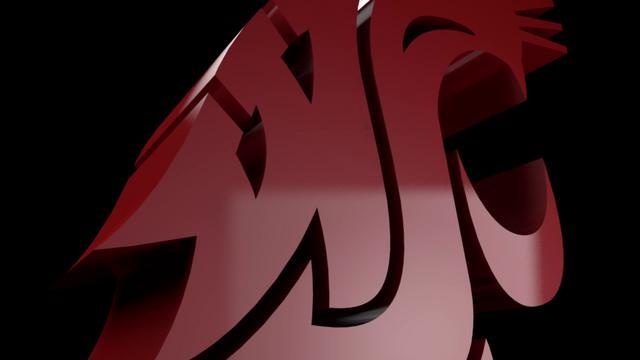 washington state cougars logo wsu Car Tuning 640x360