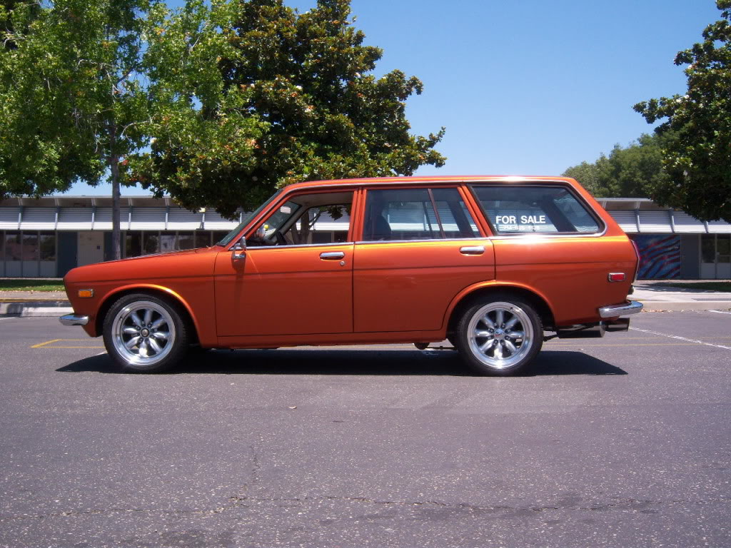 Datsun 510 Wagon For Sale wallpaper 1024x768 8112 1024x768