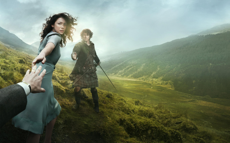 Outlander 2014 TV Series Wallpapers HD Wallpapers 2880x1800