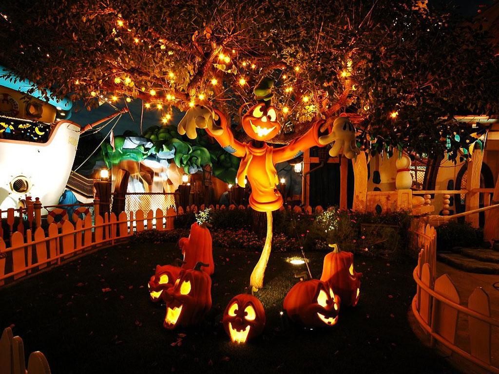 Download Halloween Wonderful Designs Photos 1024x768