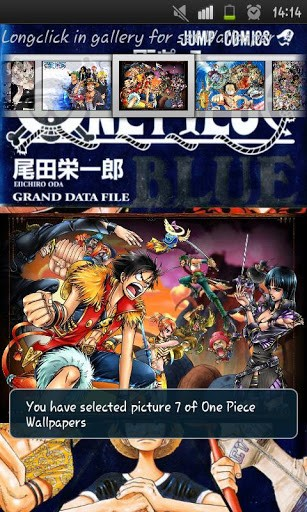 Baixar One Piece Wallpapers HD para Android por Ringtones wallpapers 307x512