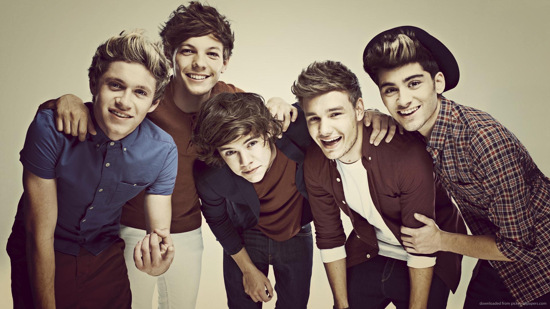 One Direction Wallpaper ShowbzInn 1920x1080