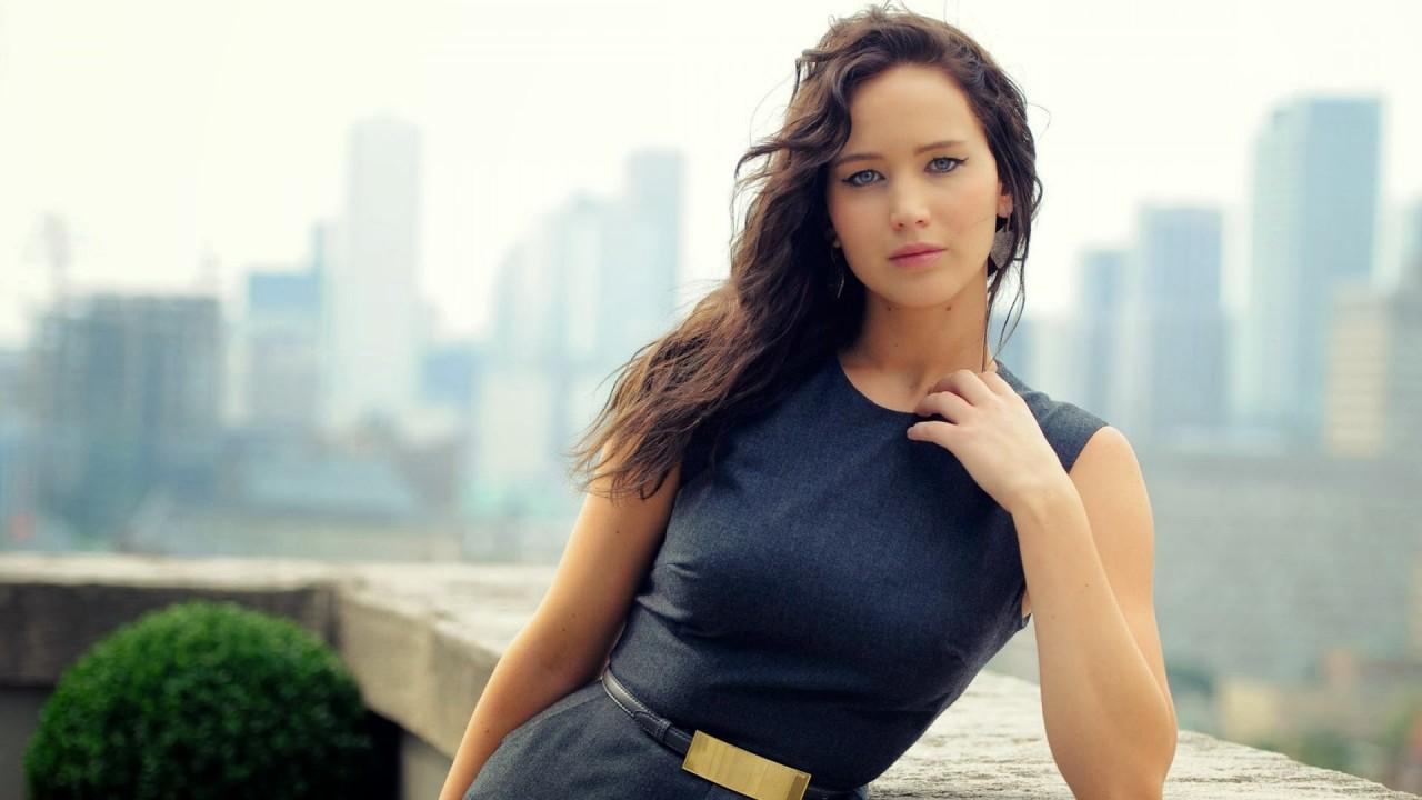 Jennifer Lawrence Hot Wallpaper Image 1280x720