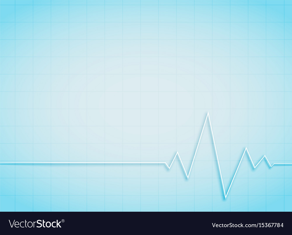 Clean medical and healthcare background with Vector Image 1000x807