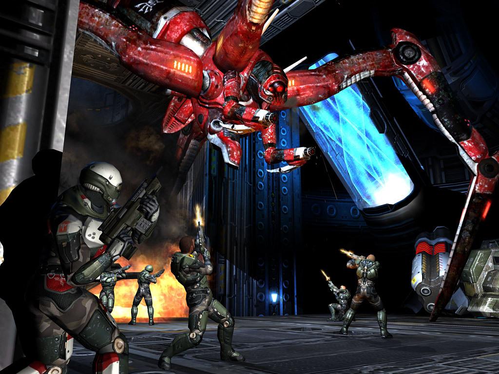 Quake 4 Wallpaper 4 1024x768