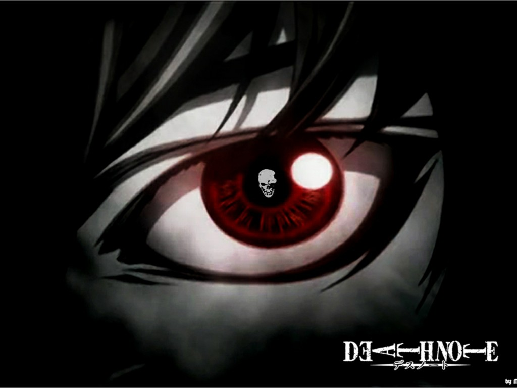 Image   Light yagami widescreen hd wallpaper background 1024x768