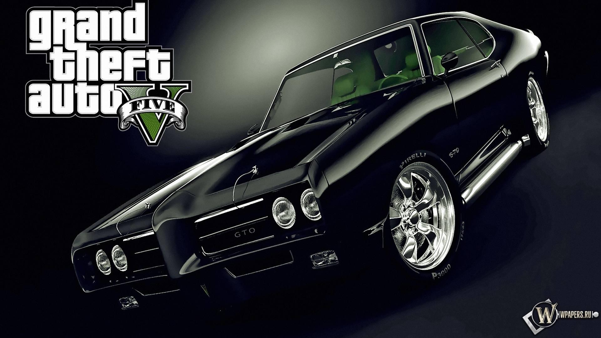 GTA 5 CAR   Grand Theft Auto Wallpaper 1920x1080