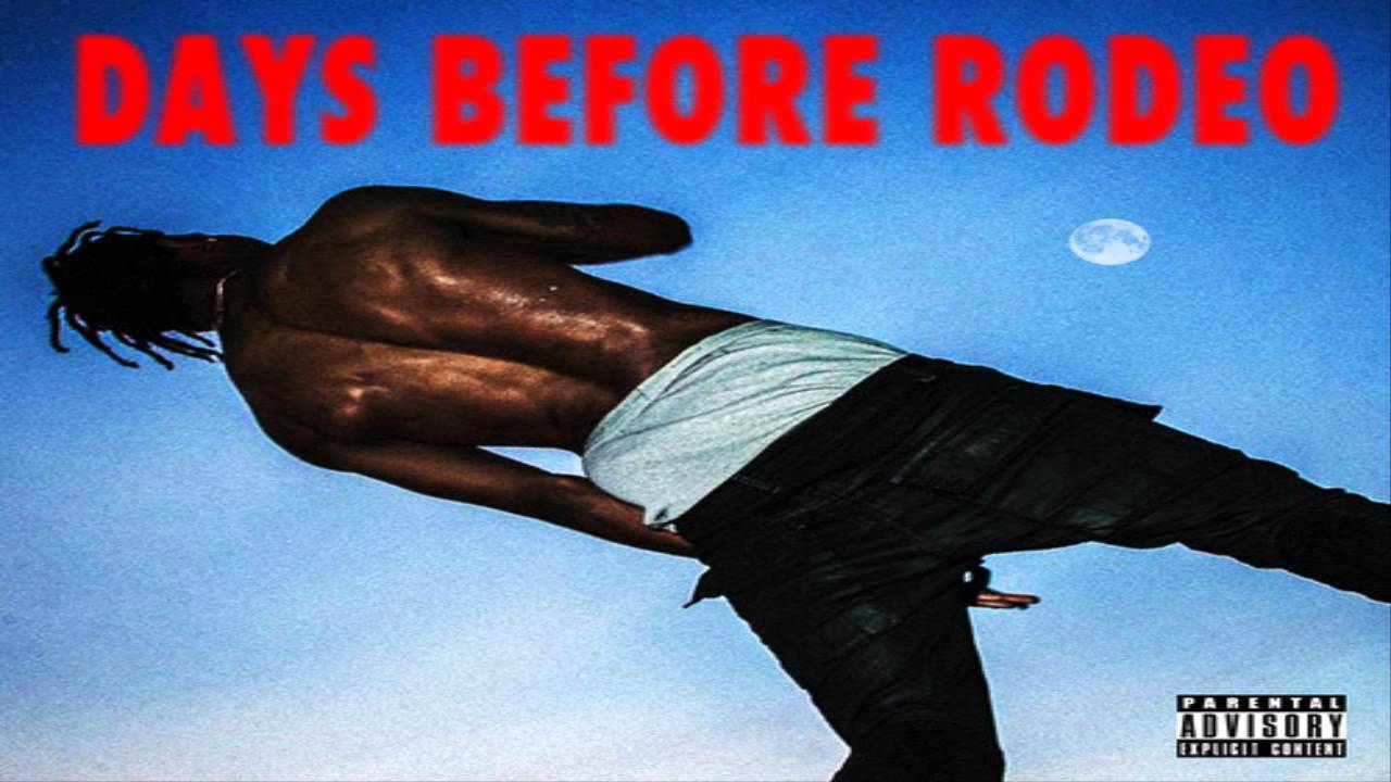 Travi Scott   BACC Bonus Track Days Before Rodeo 1280x720
