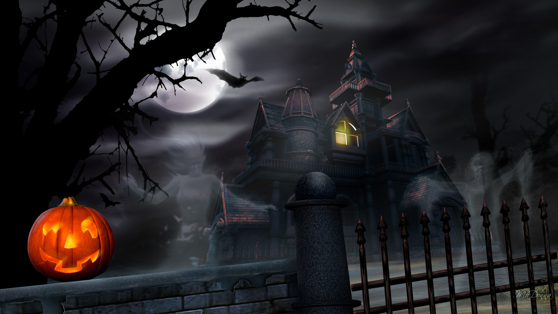 Halloween Wallpapers Best Wallpapers 1920x1080