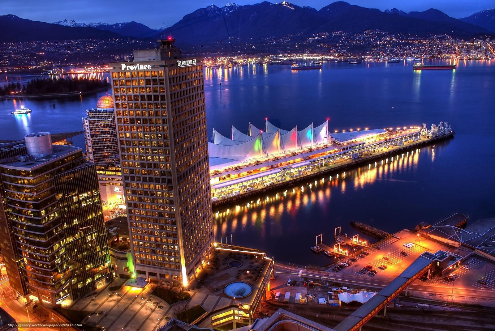 wallpaper vancouver Canada vancouver canada desktop wallpaper 1600x1071