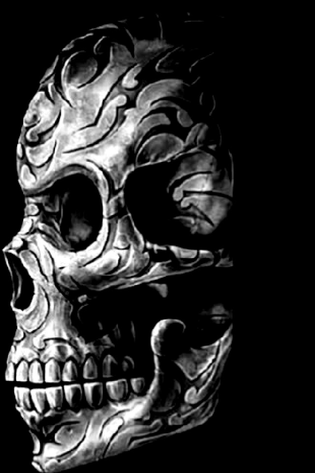 Battlefield Wallpaper Skull Skull Wallpaper for iP...