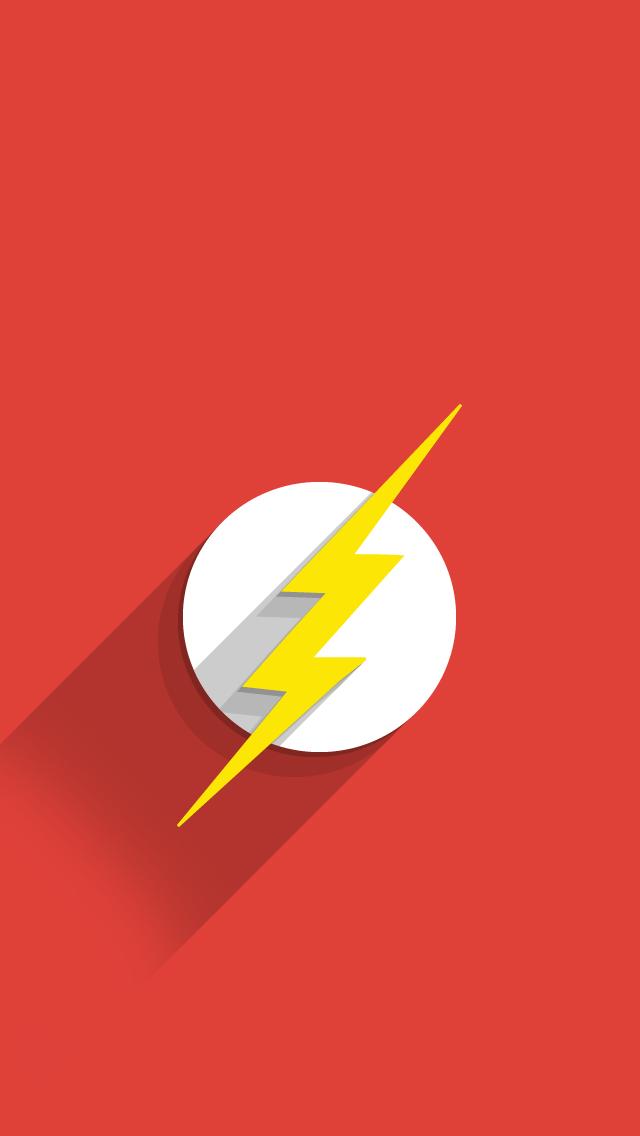 The Flash Logo Wallpaper Hd image gallery 640x1136